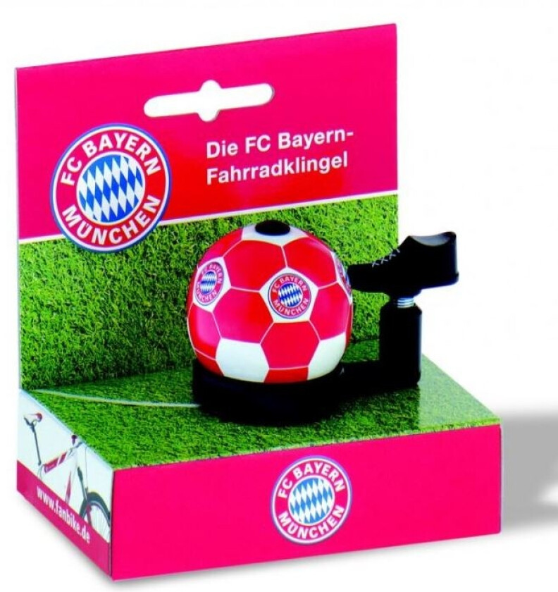 FanBike FC Bayern München Fahrradklingel