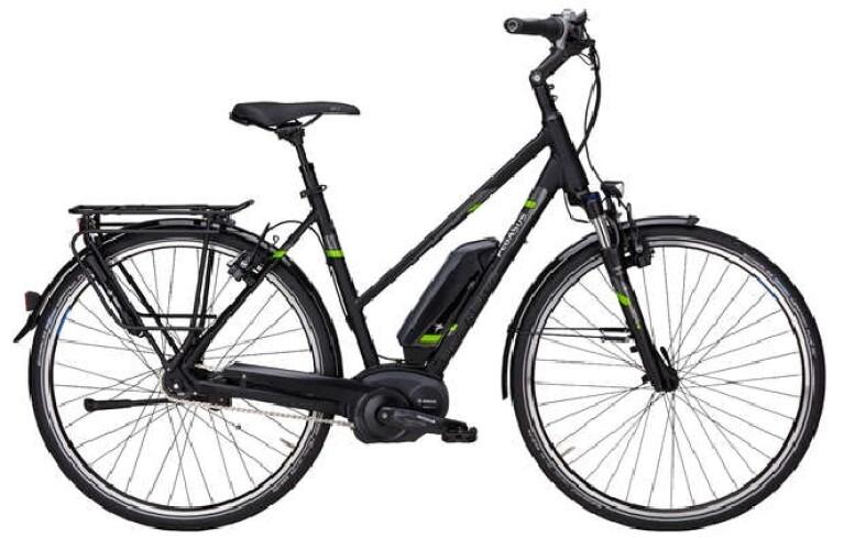 Pegasus - Premio E8 R E-Bike Trapez Schwarz Modell 2017