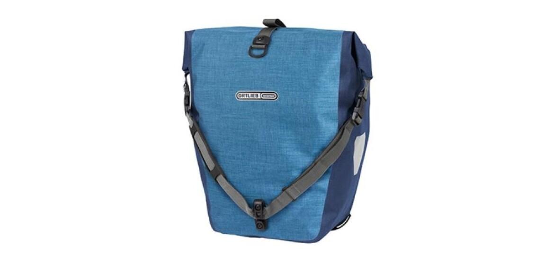 Ortlieb Back Roller Plus Denim - Stahlblau