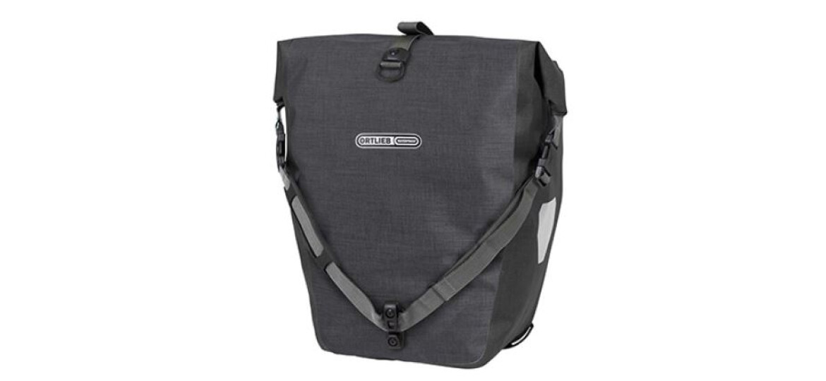Ortlieb Back Roller Plus Denim - Granit