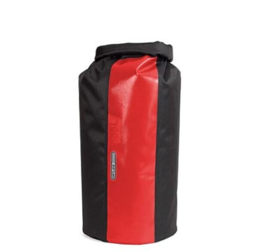 Ortlieb Packsack PS490 Schwarz - Rot