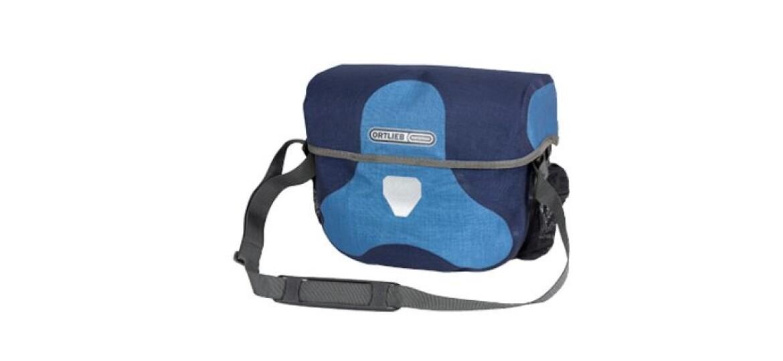 Ortlieb Ultimate 6 Plus - Denim - Stahlblau