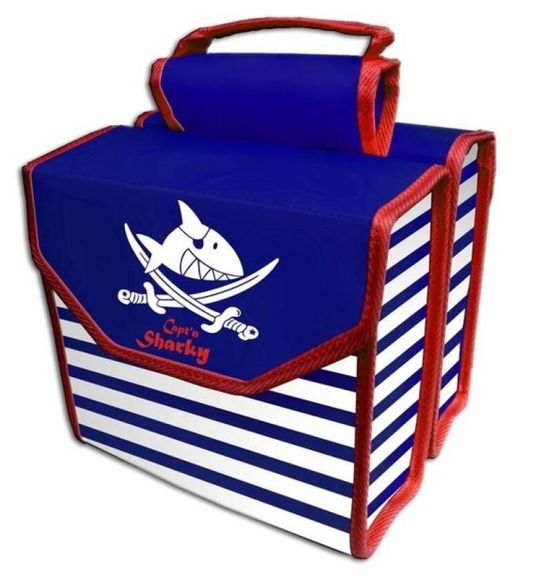 Capt´n Sharky Doppelpacktasche für Kinder