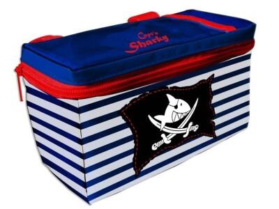 Capt´n Sharky Lenkertasche für Kinder