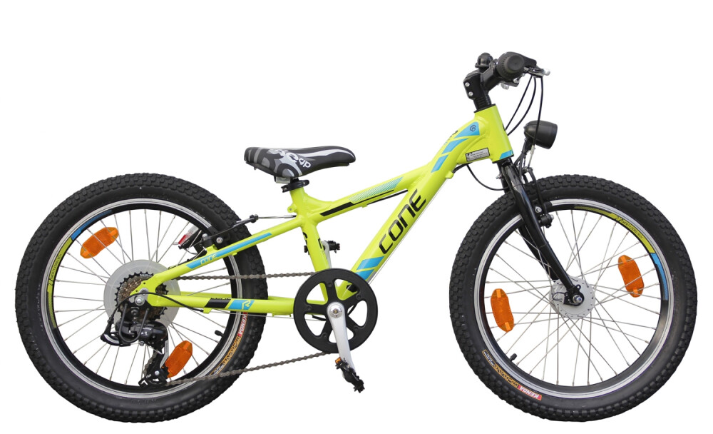 CONE Bikes - 200 MTB ND 7K (Lime-Blue)
