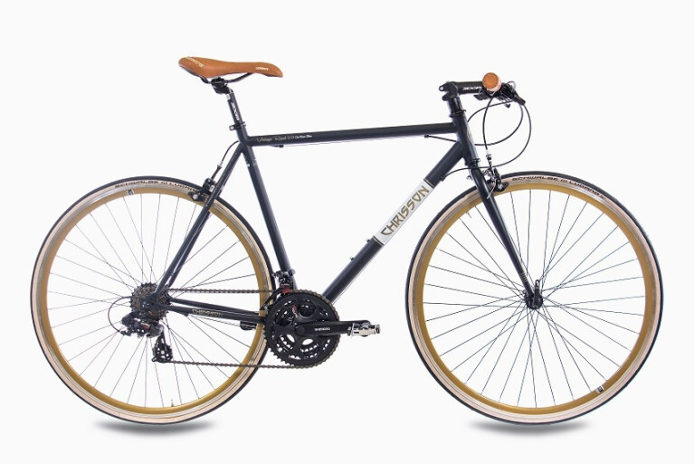Chrisson - Vintage Road 3.0 schwarz matt