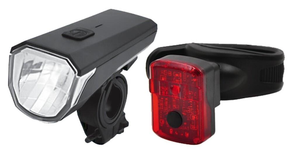 Matrix LED Akku-Leuchtenset BLS 25