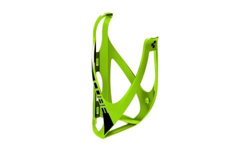 Cube Flaschenhalter HPP matt black-n-green