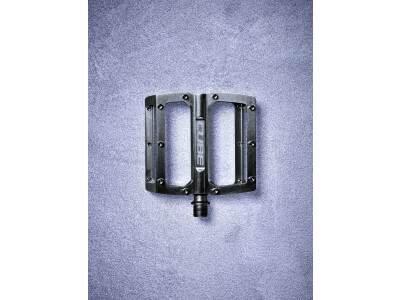 Cube Flat Pedals All Mountain, schwarz