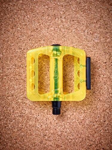Cube Pedal Junior, gelb