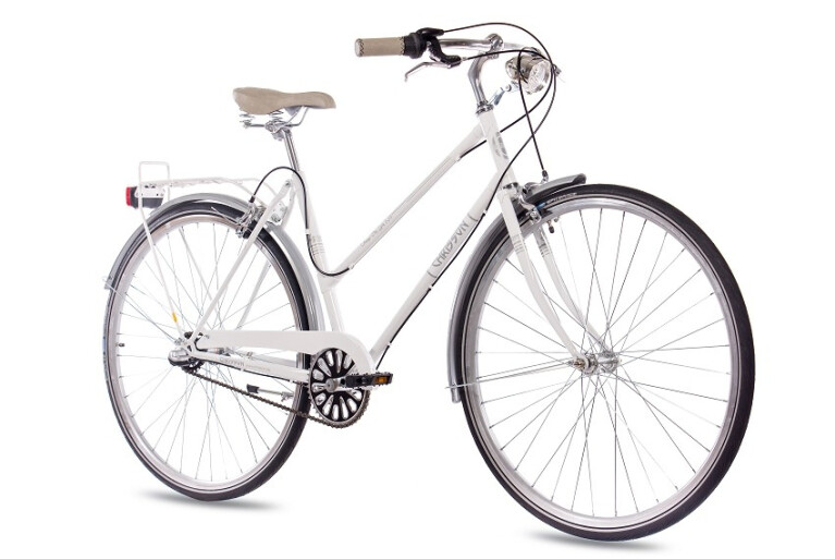 Chrisson - VINTAGE CITY LADY 3G SHIMANO NEXUS white glossy