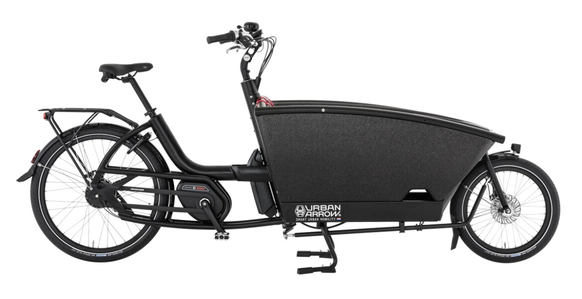 Urban Arrow Family Performance Disc 500 Wh