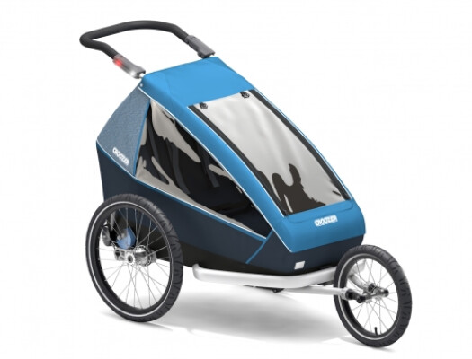 Croozer - Croozer Kid Plus for 1 blau