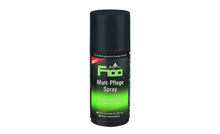 F100 Matt-Pflege Spray