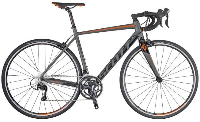 Scott - Speedster 10 grau-orange
