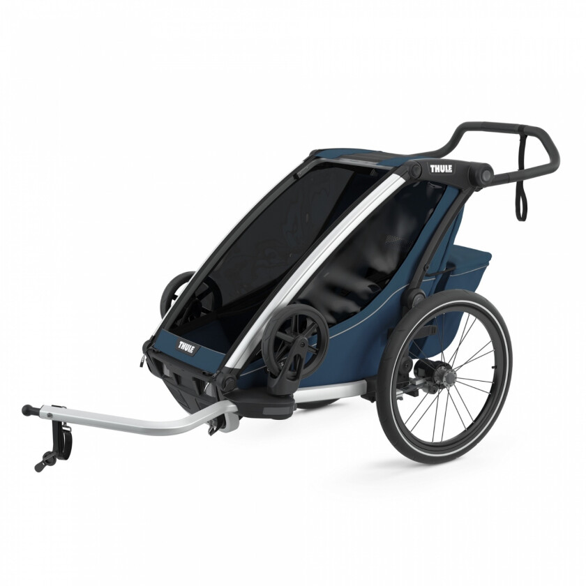 Thule Chariot Thule Chariot Cross 1 - Thule Blue (2020) incl. Versand