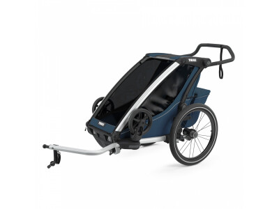 Thule Chariot Cross 1 - Thule Blue (2020) incl. Versand