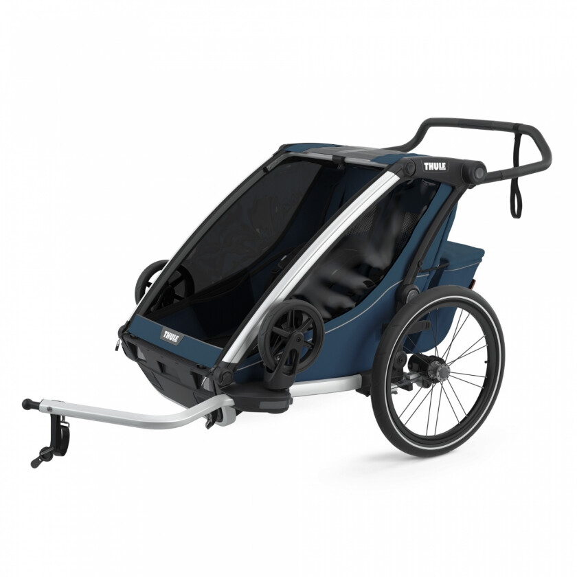 Thule Chariot Thule Chariot Cross 2 - Majolica Blue (2021) incl. Versand