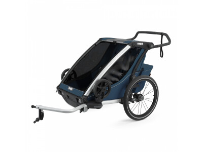 Thule Chariot Cross 2 - Thule Blue (2020) incl. Versand