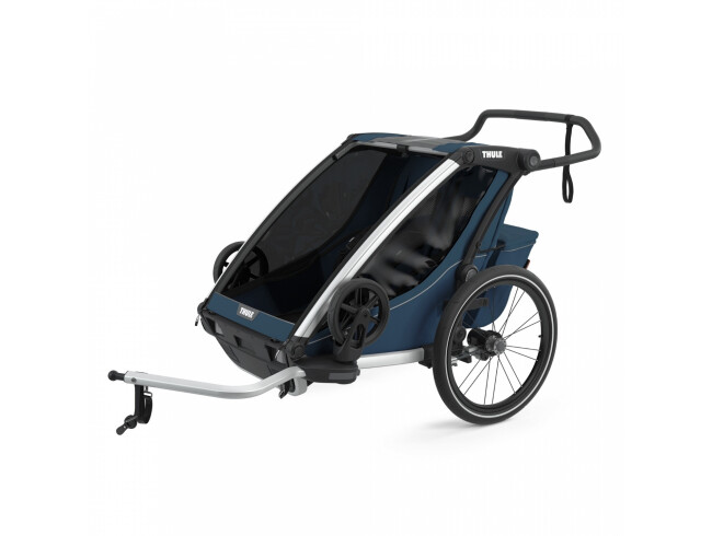 Thule Chariot Cross 2 - Thule Blue (2019) incl. Versand