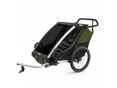 Thule Chariot Cab 2 (2020) incl. Versand
