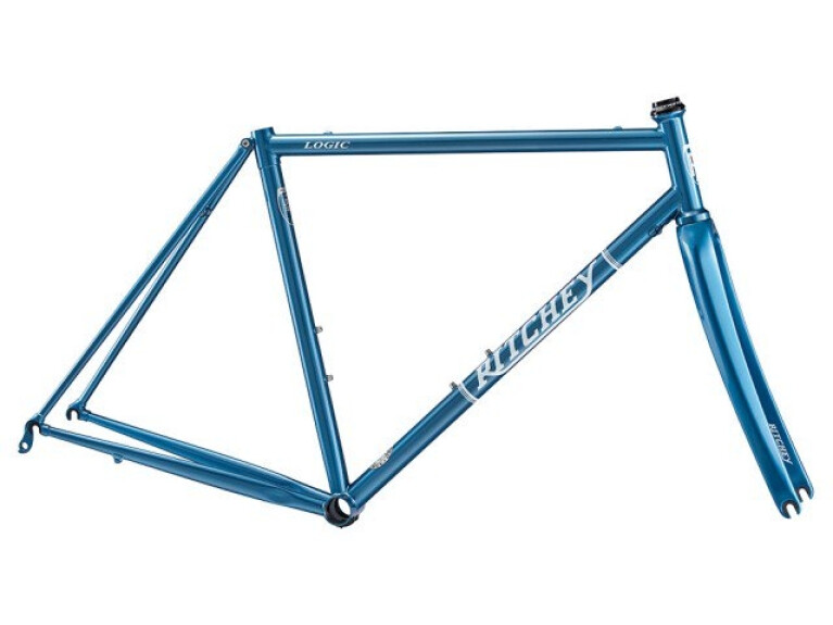 Ritchey - ROAD LOGIC Rahmenset 2018 skyline blue