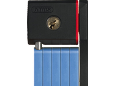 Abus Bordo Ugrip blau