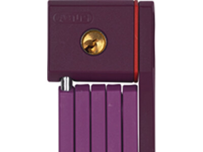 Abus Bordo Ugrip core purple