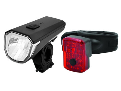 Matrix LED Akkuleuchtenset BLS 25