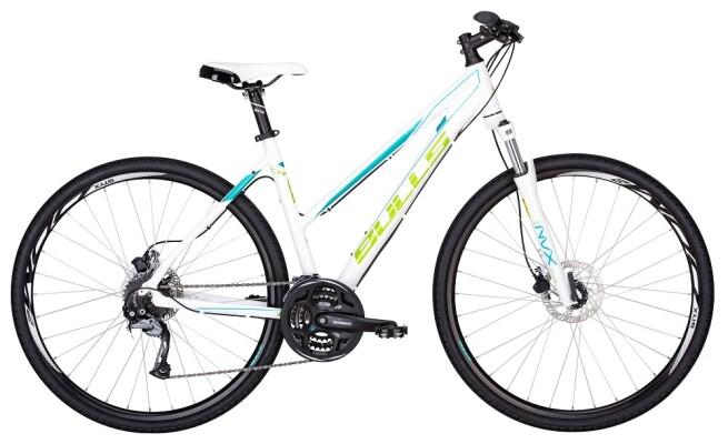 Bulls - Crossbike 1 Damen weiß-grün