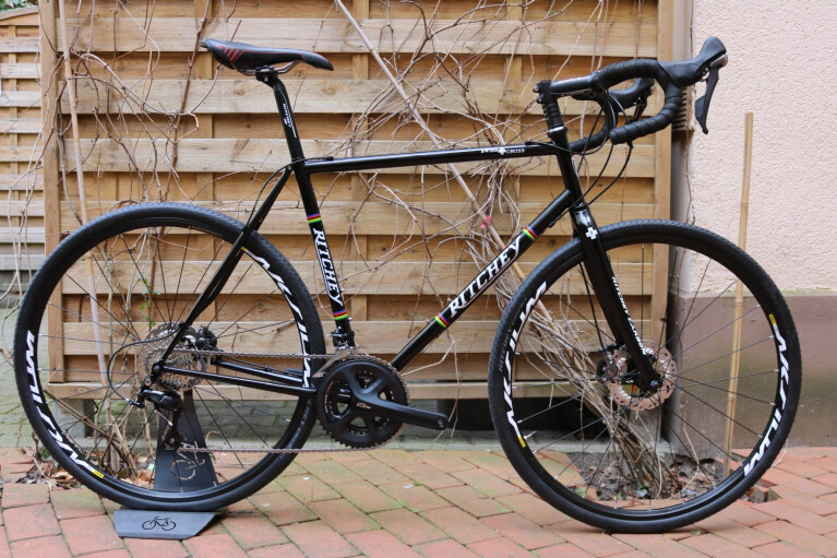 Ritchey - SWISS CROSS DISC Rahmenset mit SHIMANO 105 Hydraulic