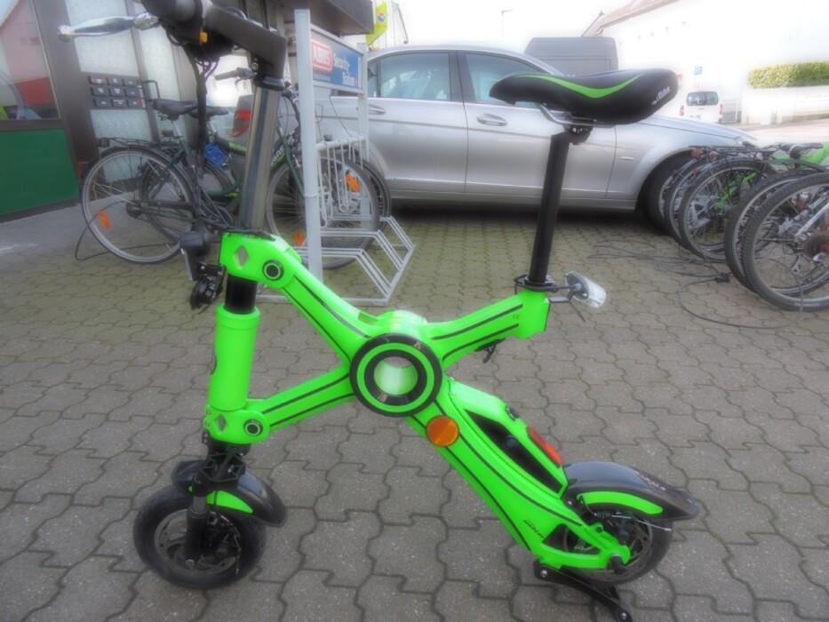Uebler E Scooter