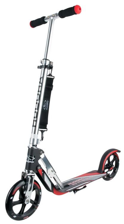 Hudora - Big Wheel RX-Pro 205 (Schwarz-Rot)
