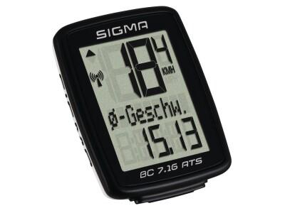 Sigma Fahrradcomputer BC 7.16 ATS
