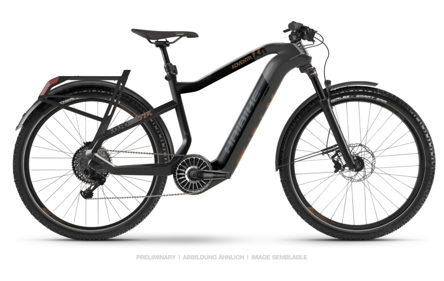 Haibike XDURO Adventr 6.0 Carbon
