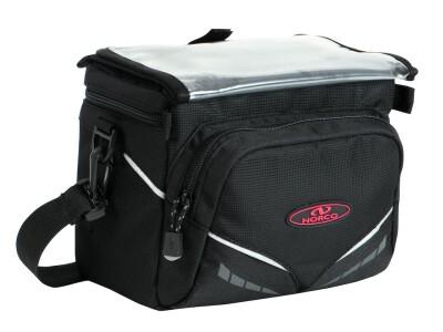 Norco Bags Lenkertasche Idaho schwarz