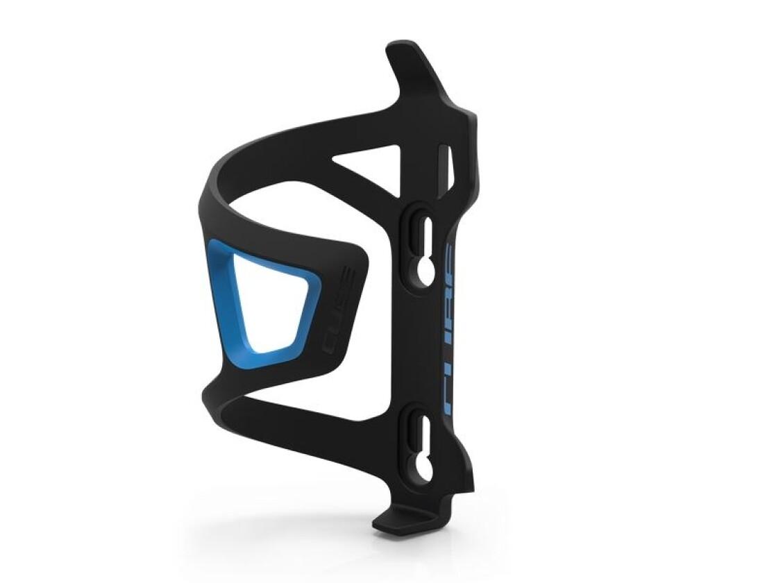 Cube Flaschenhalter HPP Sidecage Black´n´blue