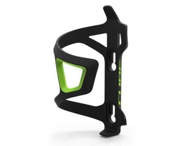 Cube Flaschenhalter HPP Sidecage Black´n´green