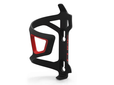 Cube Flaschenhalter HPP Sidecage Black´n´red