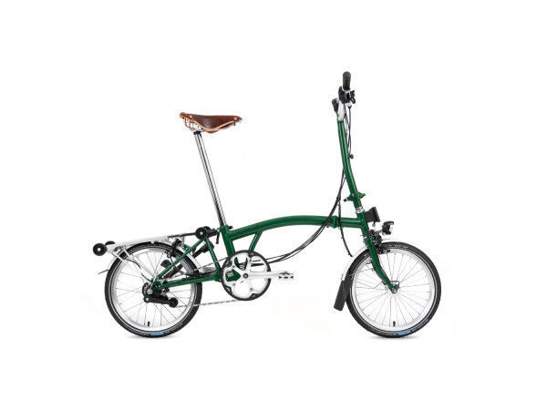 Brompton H6-RD british racing green