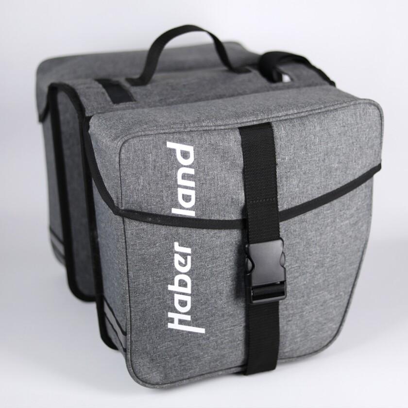 Haberland Doppeltasche Basic M, 25 Liter