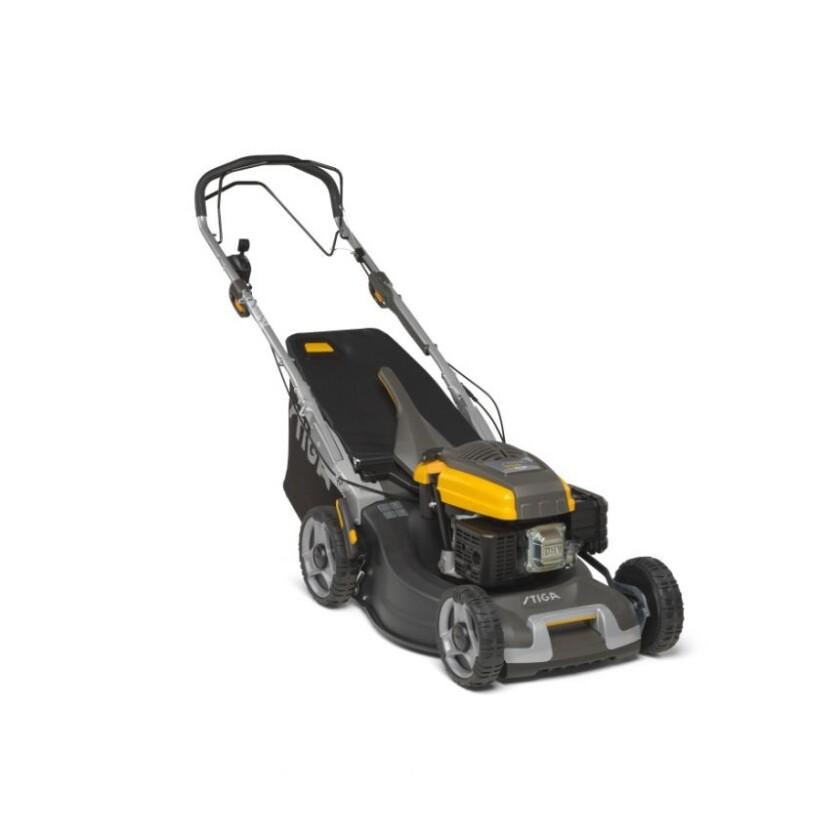 Stiga Benzin-Rasenmäher Twinclip 50 S