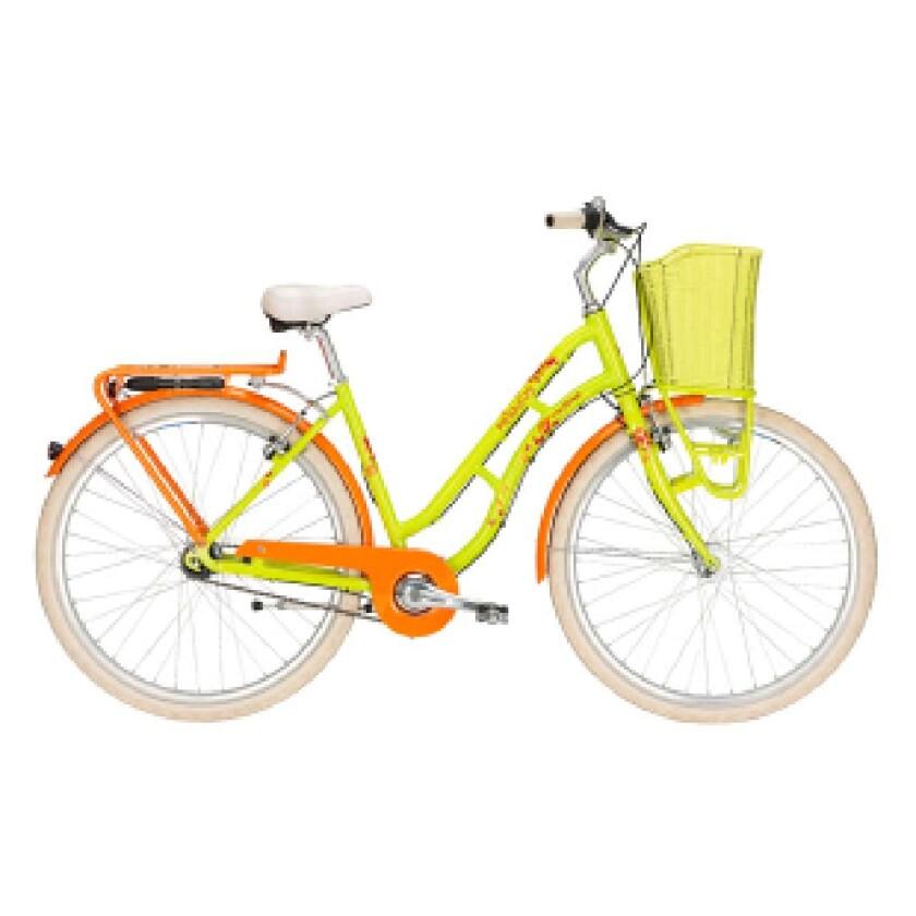 Pegasus Tourina grün-orange