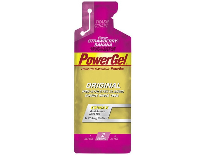PowerGel Strawberry-Banana Angebot