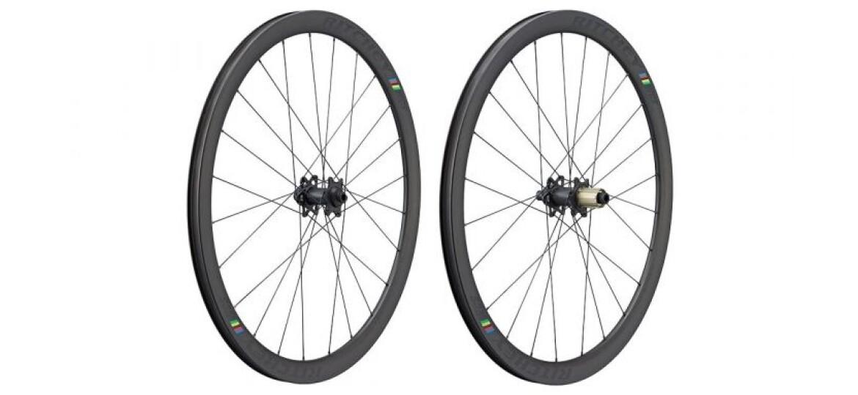 Ritchey WCS Apex 38 Disc Tubeless Wheels