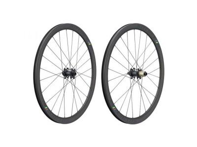 WCS Apex 38 Disc Tubeless Wheels