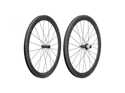 WCS Apex 50 Tubeless Wheels