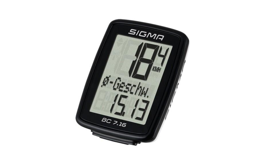 Sigma Tacho BC7.16 + BC7.16ATS