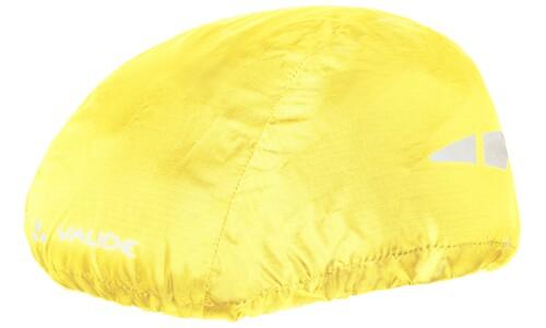 VAUDE Helm Regenüberzug neon yellow