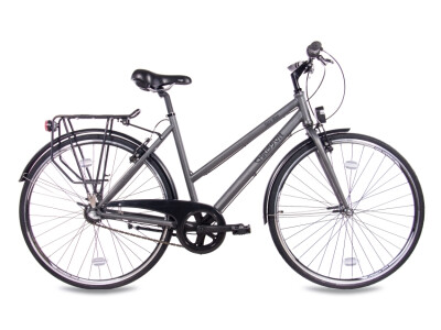 City One Damenrad 3G Shimano Nexus anthrazit matt